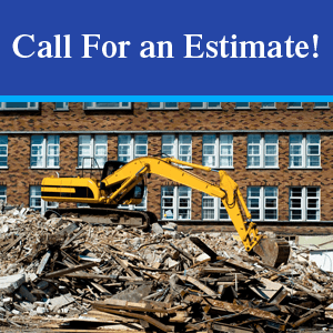 Construction Cleanup - Glendale, CA - Butler Maintenance - Site Clean-Up