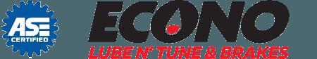 Econo Lube N' Tune & Brakes - Logo