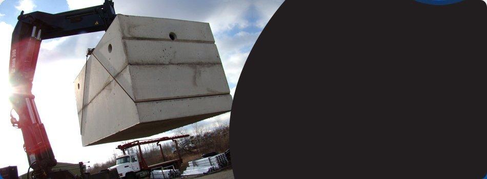 Conveyor | Hillsdale, MI | Becker & Scrivens Concrete Products | 517-437-4250