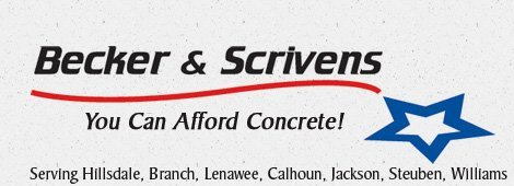 Becker & Scrivens Concrete Products
