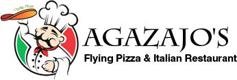 Agazajo's Flying Pizza & Italian Restaurant logo