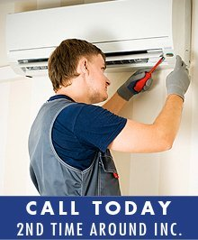 Appliance Service - Robertsville, MO - 2nd Time Around Inc.