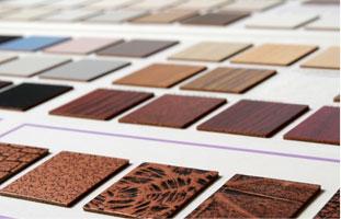 Diferent tile designs