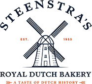 Steenstra's Royal Dutch Bakery | Logo