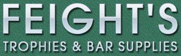 Feight's Trophies & Bar Supplies - Logo