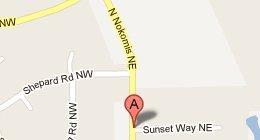 Hilltop Rental Center - 1405 N Nokomis NE, Alexandria, MN