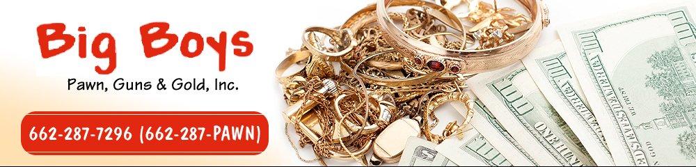 Gold Buyers - Corinth, MS - Big Boys Pawn, Guns & Gold, Inc.
