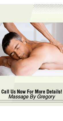 Therapeutic Massage - Houston, TX - Massage By Gregory