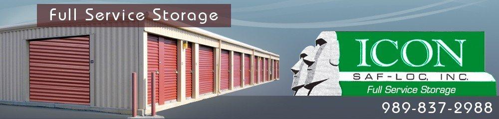 Storage Rentals Midland, MI (Michigan) - Icon Saf-Loc, Inc.