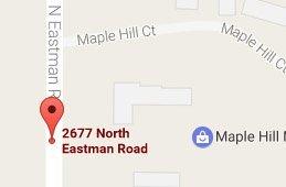 Storage Rentals - Icon Saf-Loc, Inc. - 2677 N Eastman Rd Midland, MI  48642