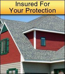Roofing Services - Cape Girardeau, MO - Calvin Sailer Roofing Co