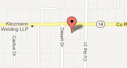 GWB Welding Inc. 14918 Colorado 14 Sterling, CO 80751