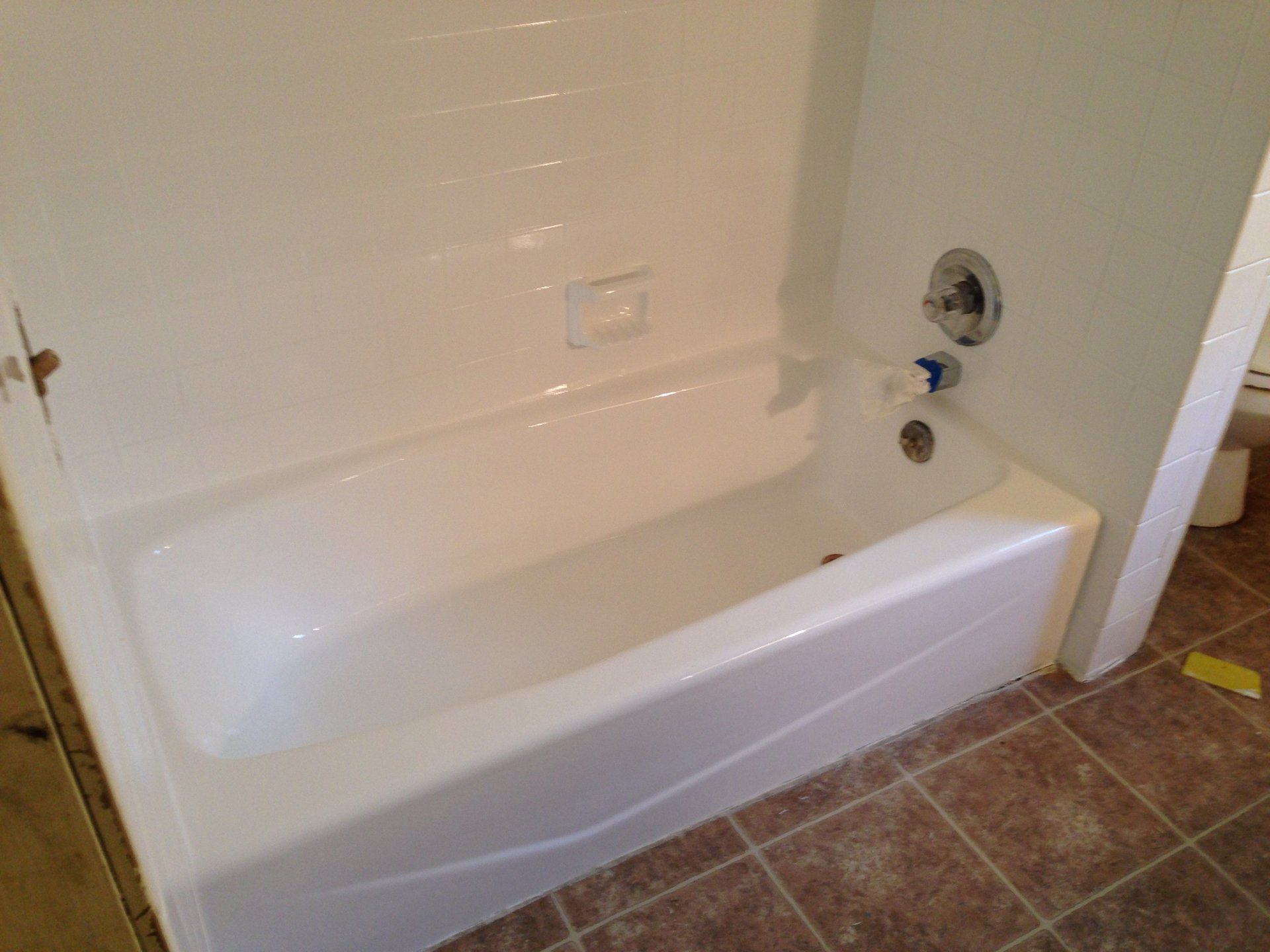 Pallidan Tub Refinishing Photo Gallery | South Bend, IN