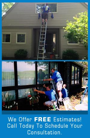 Window Cleaning Service - East Schodack, NY  - Ken's Window Cleaning