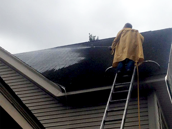 Roof Washing - East Schodack, NY  - Ken's Window Cleaning