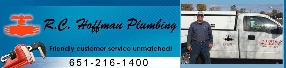 Plumber - White Bear Township, MN - R.C. Hoffman Plumbing
