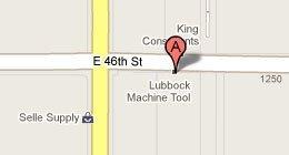 Lubbock Machine Tool - 1206 E 46th St Lubbock, TX 79404-3808