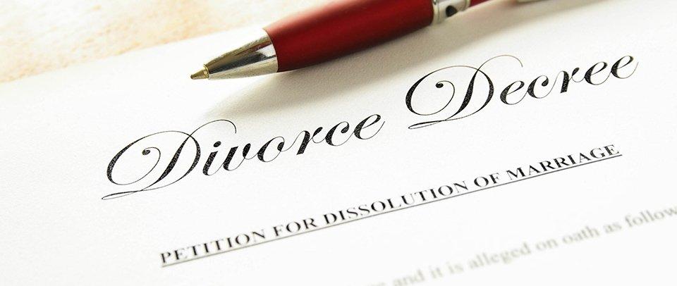 Get Legal Help for Divorce Case