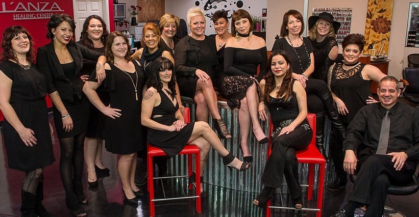 Staff of Salon Noelle
