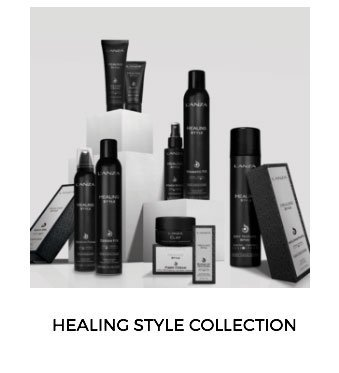 healing style collection