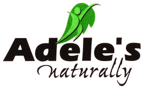 Adele's Naturally - Logo
