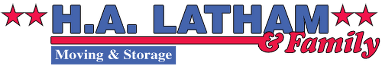 H A Latham Moving & Storage-Logo
