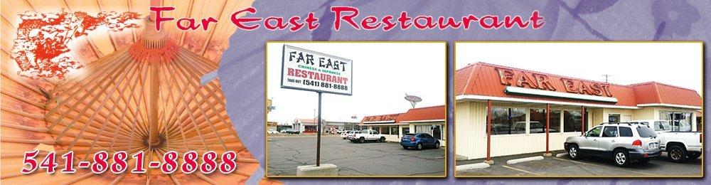 Chinese And Japanese Restaurant - Ontario, OR - Far East Restaurant