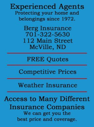 Crop Insurance - Grand Forks, ND - Berg Insurance