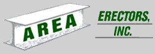 Area Erectors Inc - logo