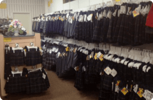 School Uniforms | Cuyahoga Falls, OH | Kids Kloset Uniforms | 330-929-1810