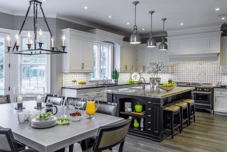 Incroyable Beautiful, Functional Kitchen Countertops