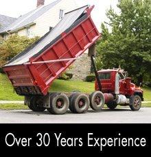 Hauling - Van Wert, OH - Custer Dump Trucking & Excavating Inc