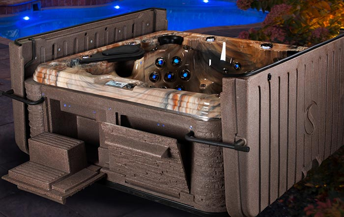 Strong spas - American home shield swimming pool coverage ...
