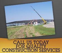 Construction - Peru, IL - DJ Sickley Construction Co, Inc.