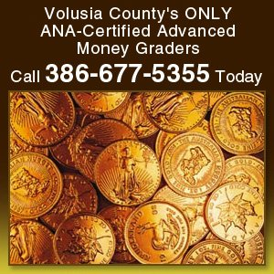 Coin Dealer | Buy and Sell | Old Paper Money | Daytona Beach, FL