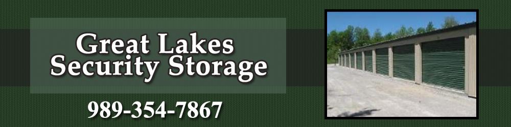 Storage Services - Alpena, MI - Great Lakes Security Storage