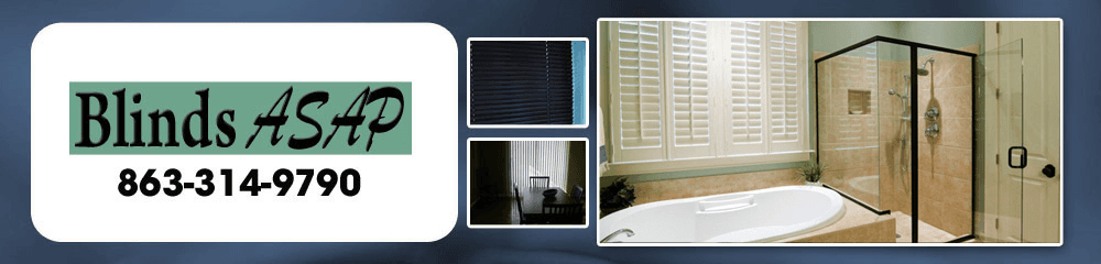 Blinds - Sebring, FL - Blinds ASAP Of Sebring