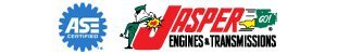 Jasper Engines and transmissions, ASE certified