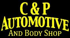 C & P Automotive and Body Shop - Logo