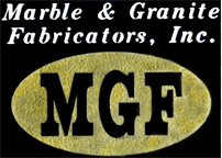 Marble & Granite Fabricators - Logo