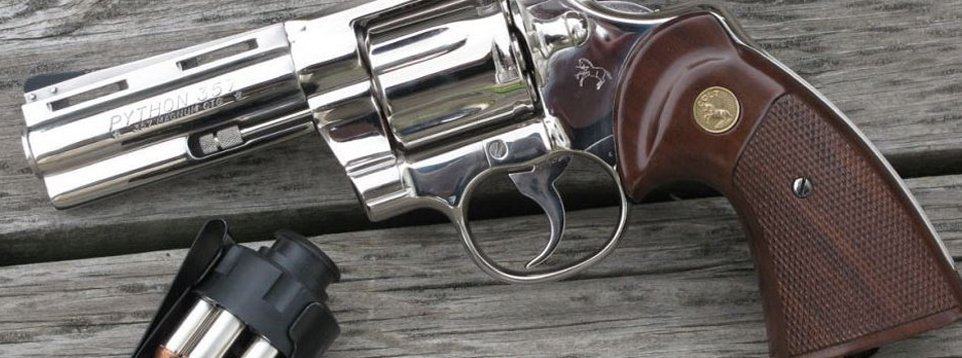 Gun Finishes