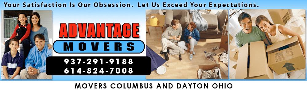 Moving Company Columbus, OH ( Ohio ) -  Advantage Movers