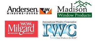 Fleetwood, Madison Window Products, Milgard, and IWC
