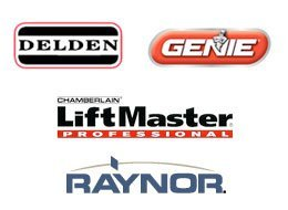 garage door opener - Topeka, KS - Mark's Overhead Door Service - Logos