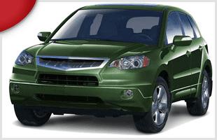 green SUV