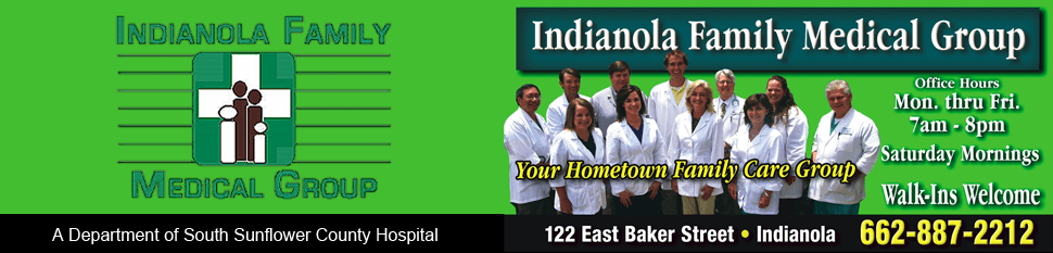 Healthcare Facility Indianola,MS - Indianola Family Medical Group
