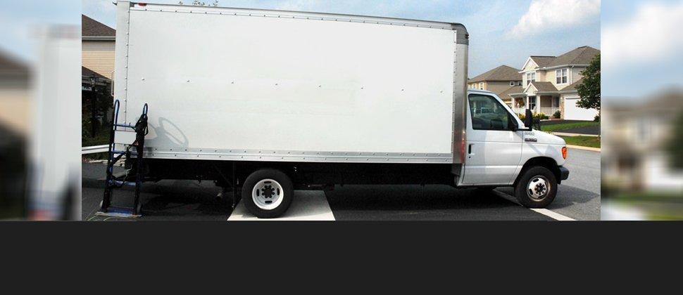 Safe Storage's vehicle