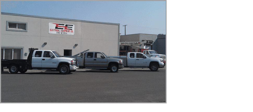Electrical repair | Idaho Falls, ID | Electrical Equipment Co. Inc. | 208-881-0993