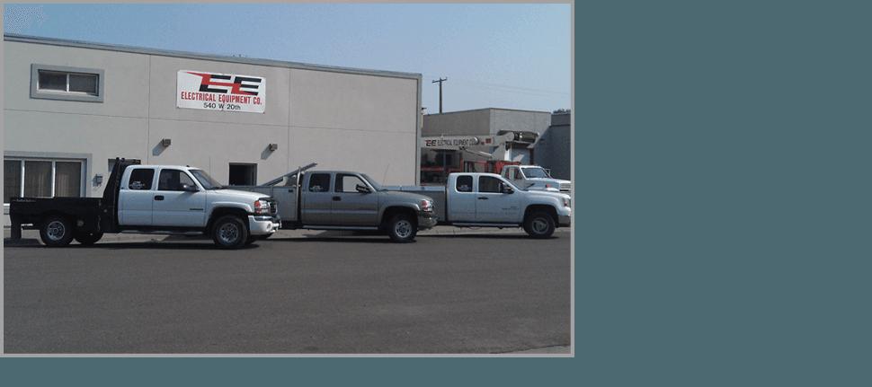 Electric motors | Idaho Falls, ID | Electrical Equipment Co. Inc. | 208-881-0993