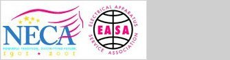 Electrical Apparatus Service Association, National Electrical Contractors Association